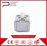 Motor eléctrico del reductor del engranaje de gusano de la C.C. con alta torque