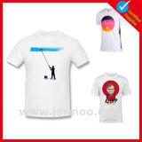 De populaire Brief Afgedrukte T-shirt van de Vrouw