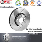 Gekerbte Grooved Bremsen-Platten für unabhängigen Sekundärmarkt