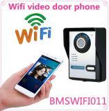 Ночное видение ясности телефона двери WiFi видео- & HD 720p для Android/Ios