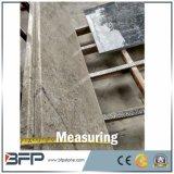 Pietra bianca naturale Polished del granito del materiale da costruzione per il controsoffitto della pavimentazione