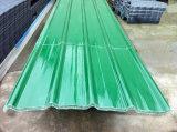 Feuille résistante à la corrosion de la lumière FRP/GRP de fibre de verre