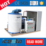 Máquina de gelo do floco refrigerar de água da qualidade superior para Fresco-Manter-se
