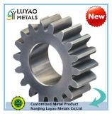 鋼鉄鋳造および機械化のためのCNCの回転サービス