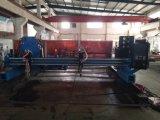 сверхмощный автомат для резки plasma&flame CNC gantry для стальной плиты