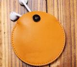 Линия держатель промотирования кожаный электрическая кабеля шнура наушника моталки кабеля