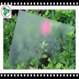 3.2mm/4.0mm緩和されたアークのゆとりの低い鉄太陽PVの安全平らな板ガラス