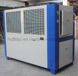 Refrigerador de agua refrescado aire de la industria de la eficacia alta para la impresora