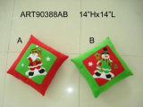 Marshmallow Snowman Holiday Decoration Gift -3asst.