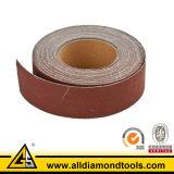 Rodillo que enarena del abrasivo 400# para el metal y la madera que enarenan