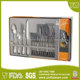 Aço inoxidável Forks Colheres Knives Stainless Steel Cutlery