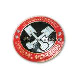 Emblemas do metal da cor do OEM da lembrança para a venda, baixo MOQ