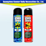 Knock Down Insect Killer Home Aerosol Insecticide Spray Aerosol 400ml