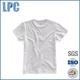 Camiseta apta del algodón de la aduana con la impresión de la pantalla para el hombre