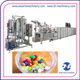 Linha de produção doces de depósito da geléia da fruta da geléia que fazem a máquina