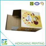 Foldableボール紙のカスタム印刷のシリアルの箱の包装