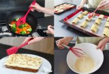 Утвари продукта Китая популярные установили шпатель силикона кухни