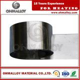 Кисловочная белая прокладка сплава 0cr21al6 обработки Fecral21/6 для конденсатора резистора