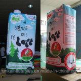 La mayoría del bolso inflable popular de la leche para el certificado del Ce de la feria profesional