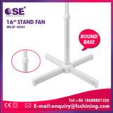 Populärer elektrischer Standplatz-Plastikventilator 16 Zoll-2017