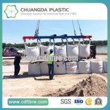Bolsos enormes laterales del bolso FIBC de la tonelada de la costura para la arena o el cemento