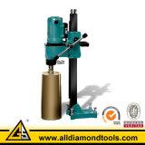 Machine de foret de faisceau de diamant pour le béton