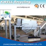 Prix d'usine Bouteille d'animaux de compagnie Flocons Scrap Recycle Washing Production Line