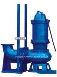Submergível Não-Obstruir a bomba centrífuga da água de esgoto