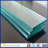 2mm-12mm biselado cristal templado clara de flotador para electrodomésticos