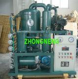 Sistema di filtrazione dell'olio del trasformatore di vuoto, strumentazione del purificatore di olio di Zhongneng