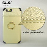 Shs lederner Muster-Effekt-Telefon-Kasten für Moto G4