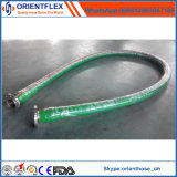 Mangueira química flexível ondulada de UHMWPE