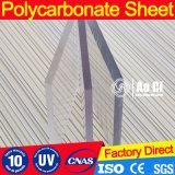 Hoja sólida del policarbonato de Lexan para el material para techos