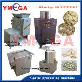 Máquina do espadelador do alho da operação automática do uso da indústria de processamento do alho