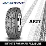 Prix bon marché de pneu/pneu 13r22.5 de camion d'Aufine de marché africain