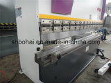 Bohai Tipo-para a folha de metal que dobra a maquinaria manual do freio da imprensa 100t/3200
