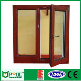 Casement de alumínio Windows com superfície Pnoc0090cmw Finished
