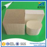De compacte Ceramische Monoliet van de Honingraat van het Cordieriet