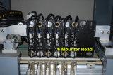 6head LED Auswahl und Chip Mounter L6 der Platz-Maschinen-/SMT LED