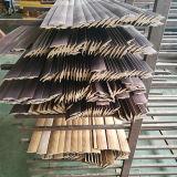 MDF diferente do perfil e madeira contínua que moldam acessórios de /Flooring