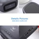 altavoz portable de Bluetooth con música estupenda del bajo MP3/MP4