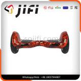 Uno mismo superior de la marca de fábrica de Jifi que balancea la vespa eléctrica de dos ruedas con el LED y Bluetooth