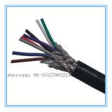 Câble multi de Rvv d'isolation de PVC de faisceau