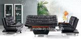 ベストセラーの現代ホーム家具1+2+3の革ソファー(HX-F631)