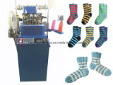 Terry u. normale Socken-Strickmaschine