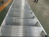 Stairways de alumínio do andaime das escadas do andaime com gancho