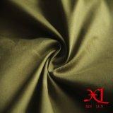 Tecido de algodão penteado de algodão Spandex para calças