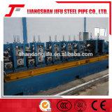 使用された高周波によって溶接される管の生産ライン
