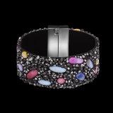 Frauen-ledernes heißes Bohrgerät-Armband Hotsale Form-Frauen-Schmucksache-Armband