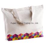 Kundenspezifischer fördernder 100% organischer Baumwollgriff Bag